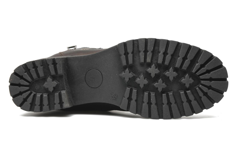 Bottines et boots U.S Polo Assn. Federica Leather Marron vue haut