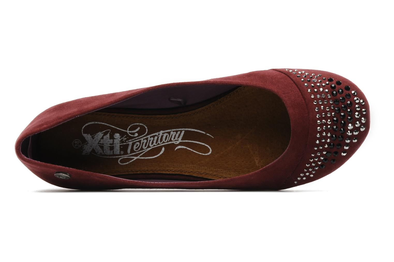 Ballerina's Xti Truna Bordeaux links