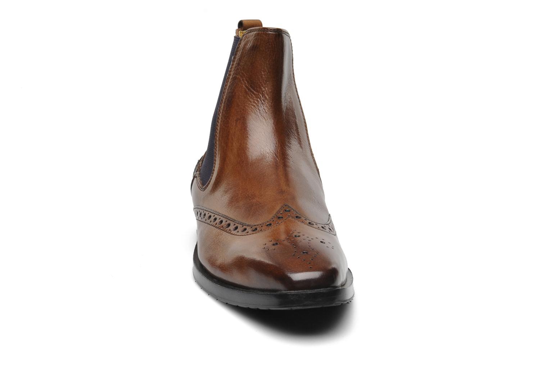 Bottines et boots Melvin & Hamilton Alex 9 Marron vue portées chaussures