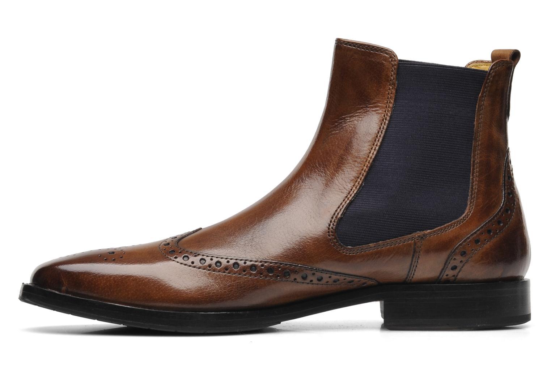 Boots en enkellaarsjes Melvin & Hamilton Alex 9 Bruin voorkant