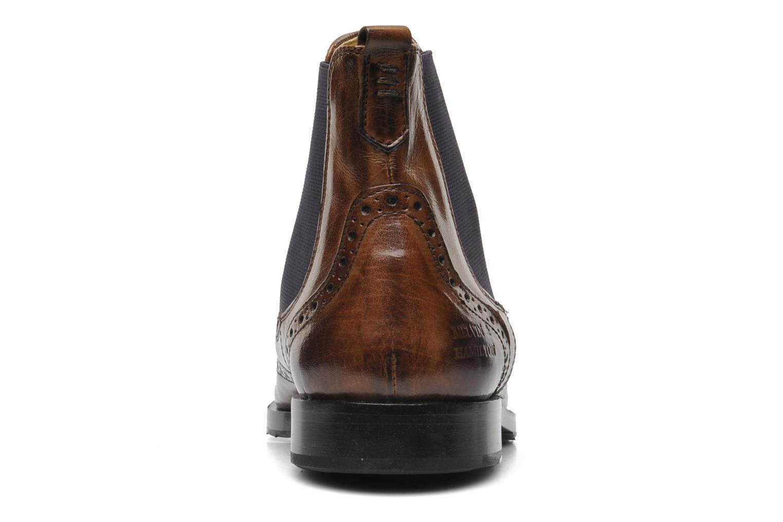 Bottines et boots Melvin & Hamilton Alex 9 Marron vue droite