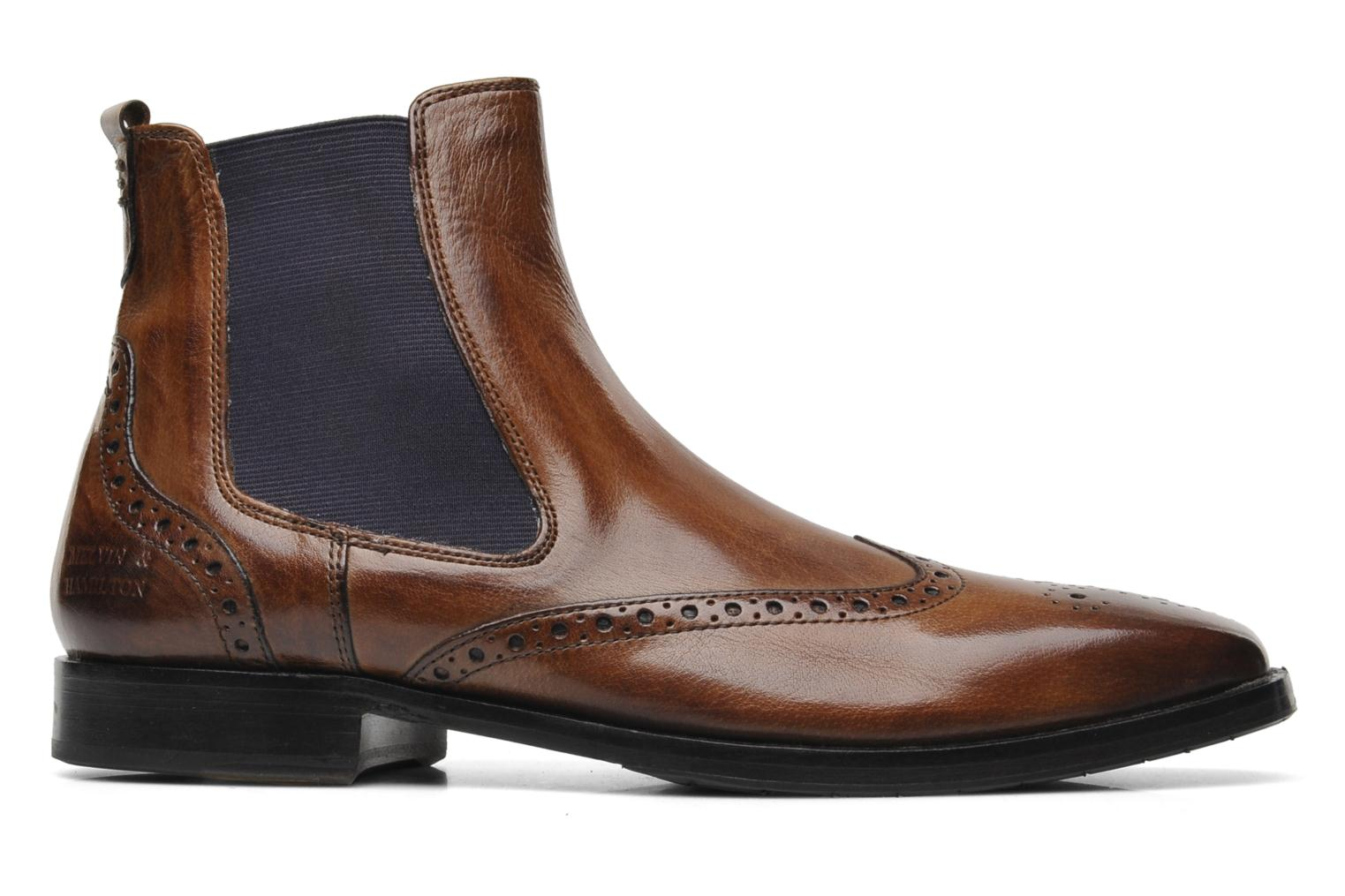Ankle boots Melvin & Hamilton Alex 9 Brown back view