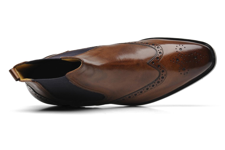 Stiefeletten & Boots Melvin & Hamilton Alex 9 braun ansicht von links