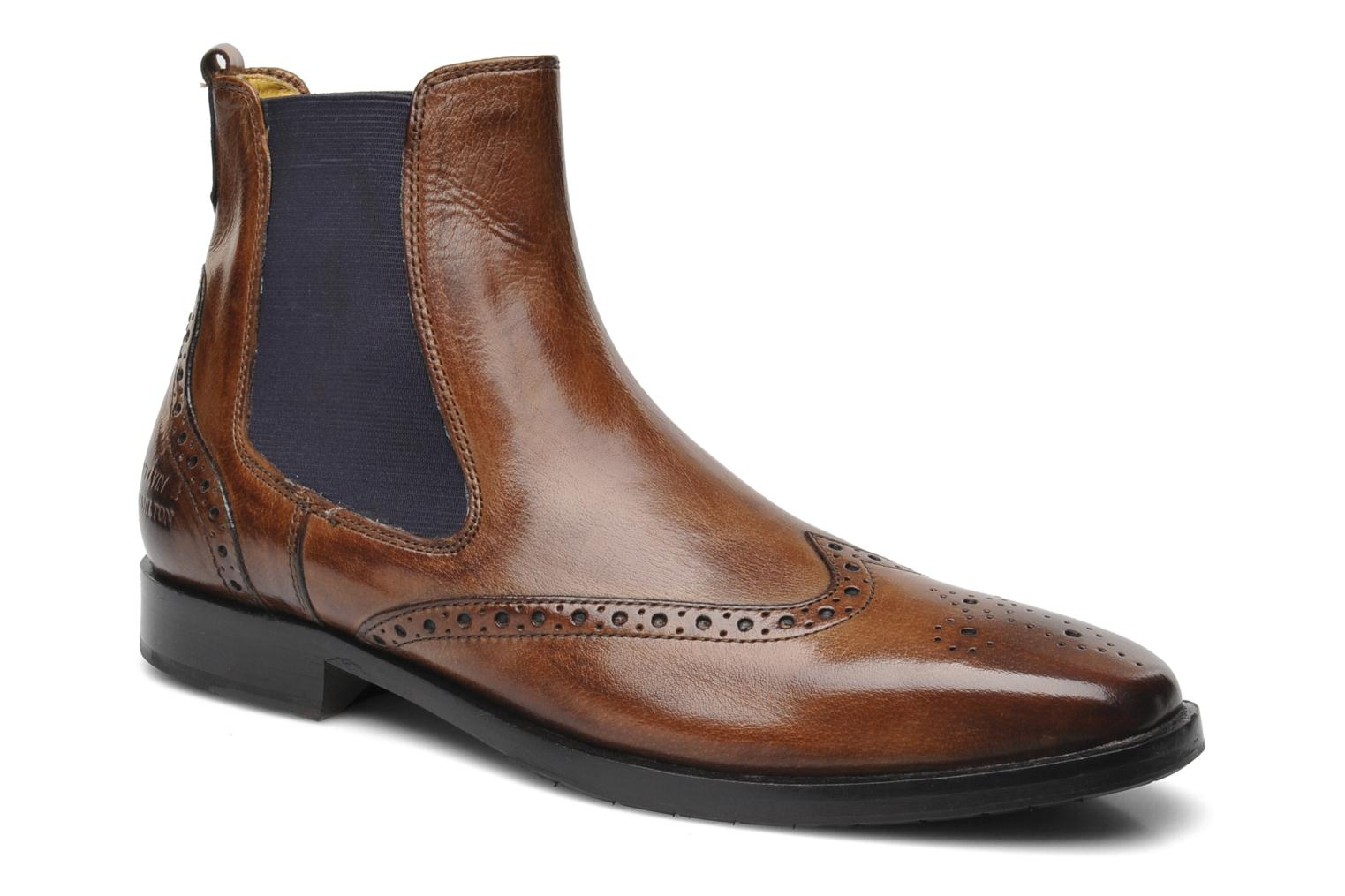 Ankle boots Melvin & Hamilton Alex 9 Brown detailed view/ Pair view