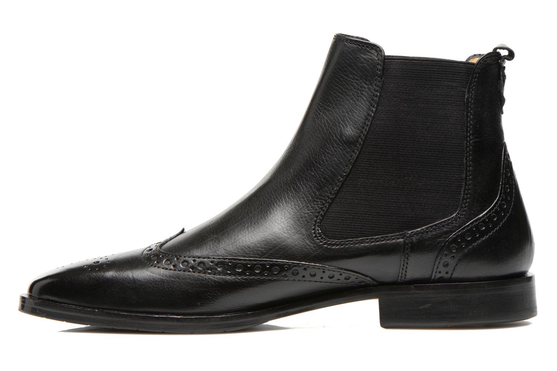 Bottines et boots Melvin & Hamilton Alex 9 Noir vue face