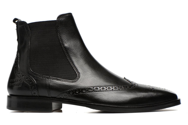 Boots en enkellaarsjes Melvin & Hamilton Alex 9 Zwart achterkant