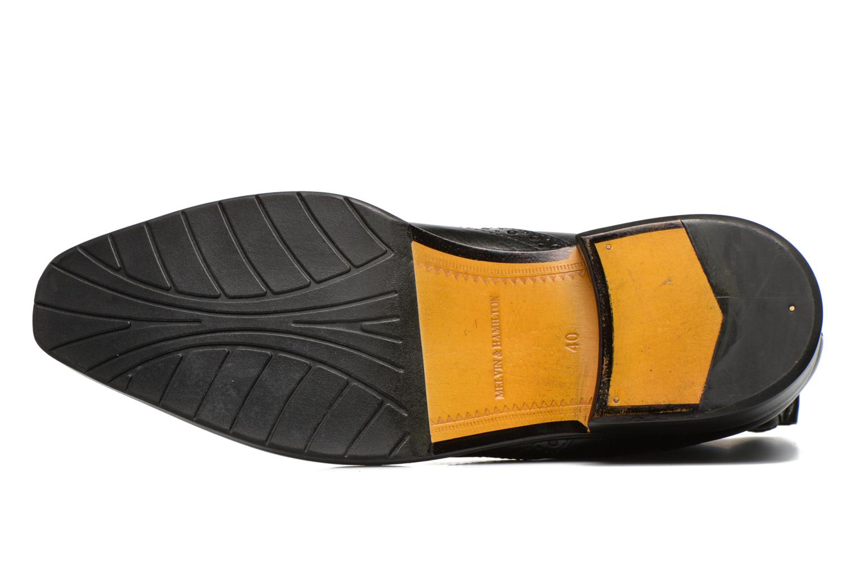 Bottines et boots Melvin & Hamilton Alex 9 Noir vue haut