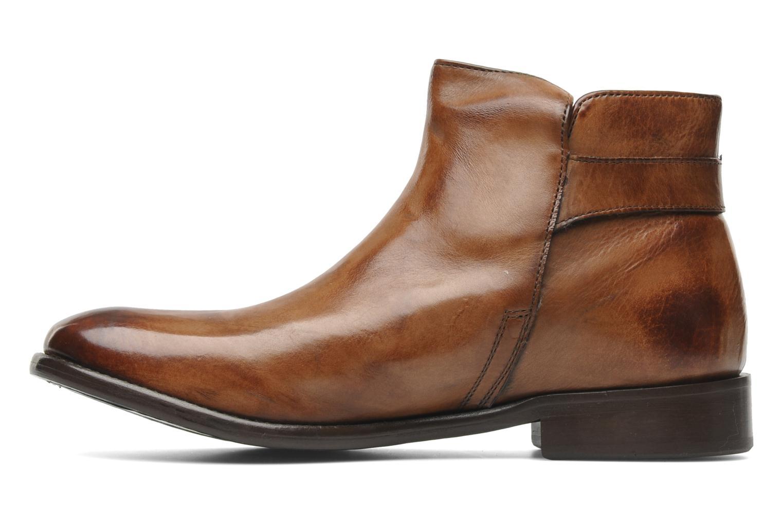 Bottines et boots Melvin & Hamilton Holly 8 Marron vue face