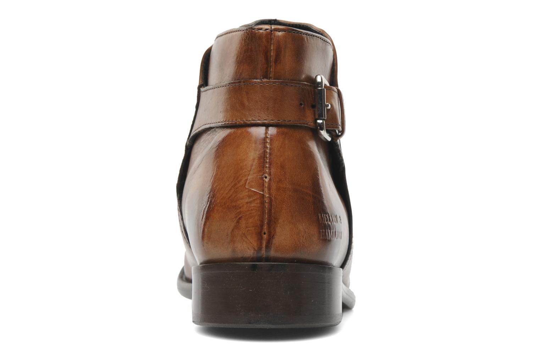 Bottines et boots Melvin & Hamilton Holly 8 Marron vue droite