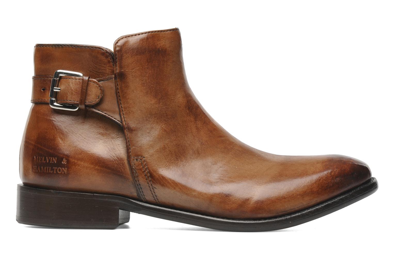 Bottines et boots Melvin & Hamilton Holly 8 Marron vue derrière