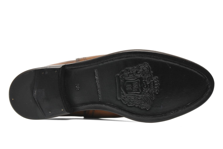 Stiefeletten & Boots Melvin & Hamilton Holly 8 braun ansicht von oben