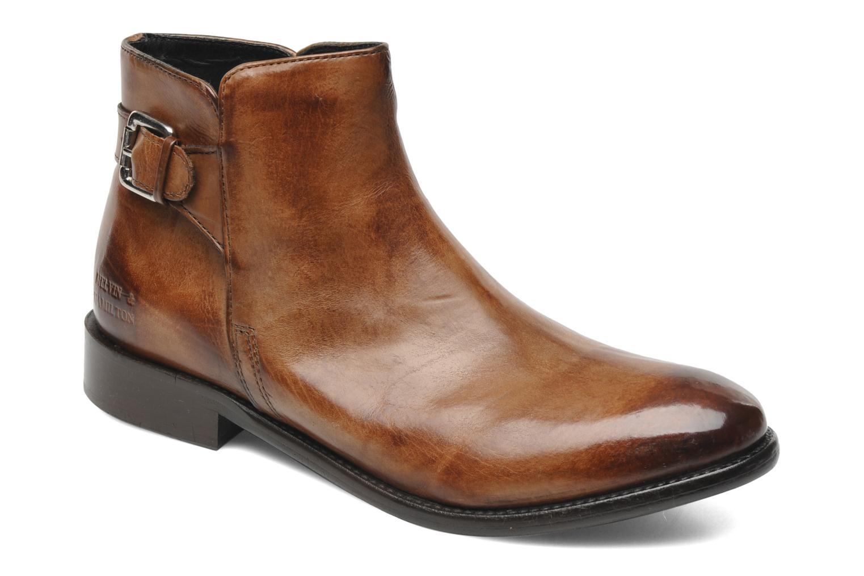 Bottines et boots Melvin & Hamilton Holly 8 Marron vue détail/paire