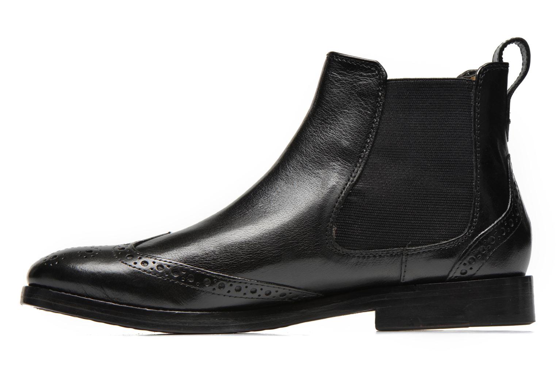 Bottines et boots Melvin & Hamilton Amelie 5 Noir vue face