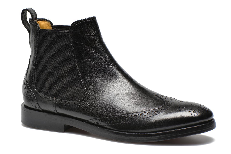 Bottines et boots Melvin & Hamilton Amelie 5 Noir vue détail/paire
