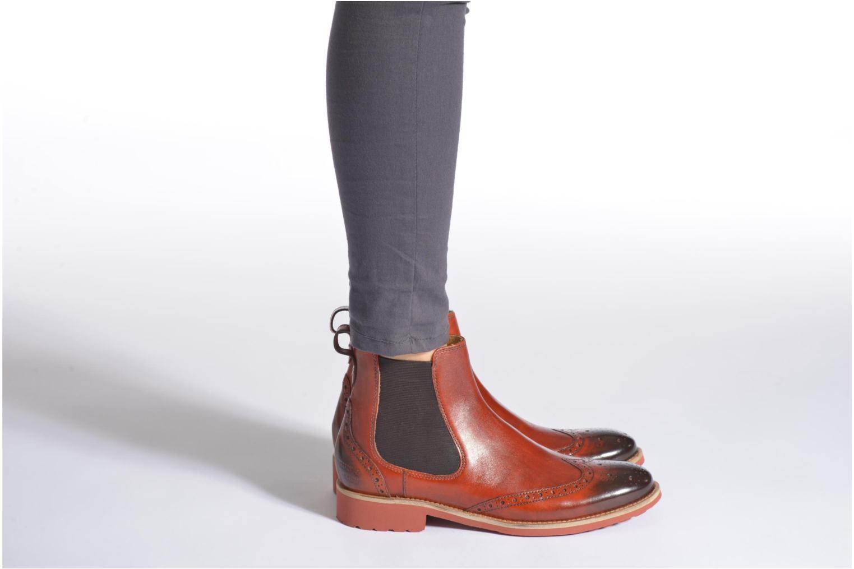 Bottines et boots Melvin & Hamilton Amelie 5 Multicolore vue bas / vue portée sac