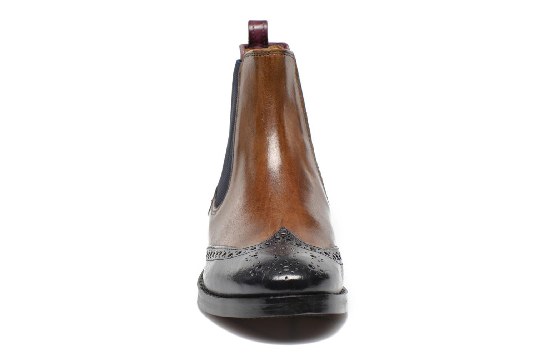 Bottines et boots Melvin & Hamilton Amelie 5 Multicolore vue portées chaussures