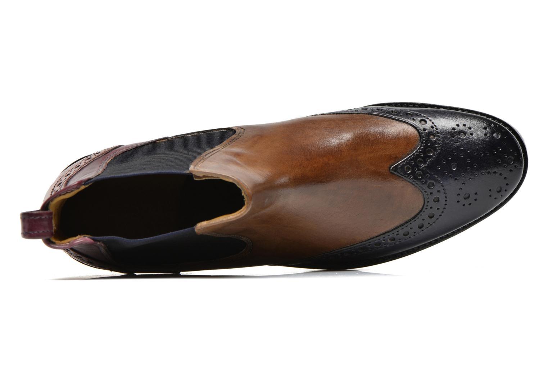 Bottines et boots Melvin & Hamilton Amelie 5 Multicolore vue gauche