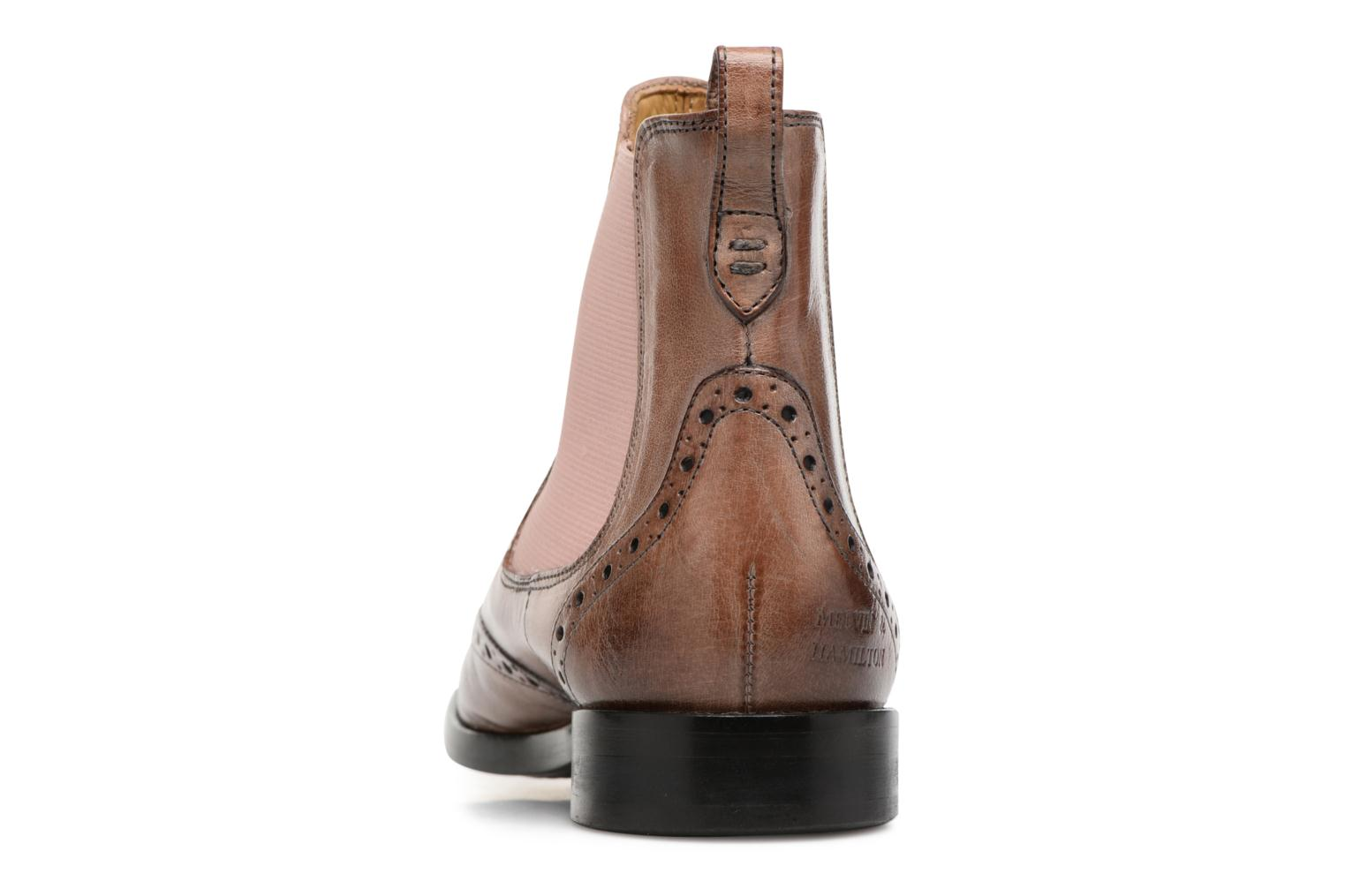 Ankle boots Melvin & Hamilton Amelie 5 Multicolor view from the right