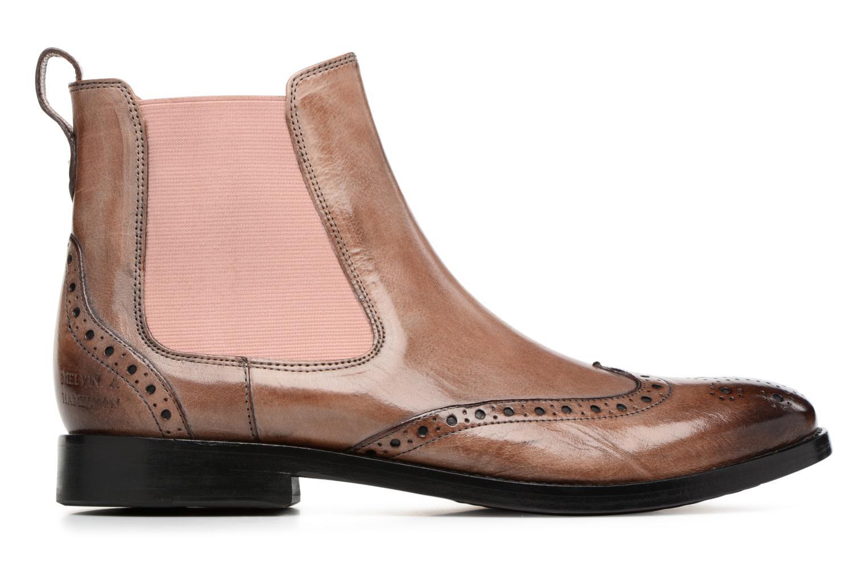 Stiefeletten & Boots Melvin & Hamilton Amelie 5 mehrfarbig ansicht von hinten