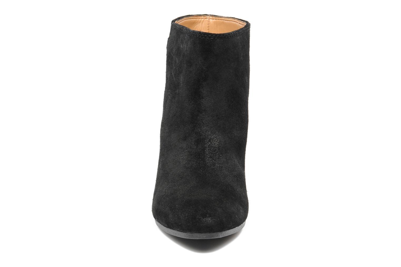 Bottines et boots Nine West Vasammy Noir vue portées chaussures
