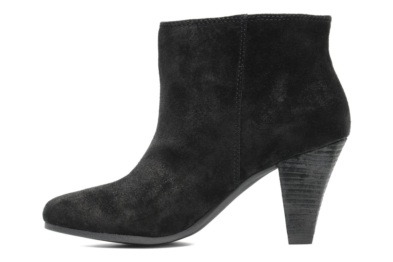Boots en enkellaarsjes Nine West Vasammy Zwart voorkant