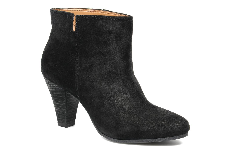 Boots en enkellaarsjes Nine West Vasammy Zwart detail