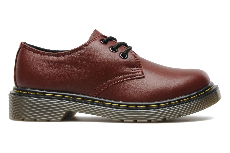 Chaussures à lacets Dr. Martens Lace shoe juniors Bordeaux vue derrière