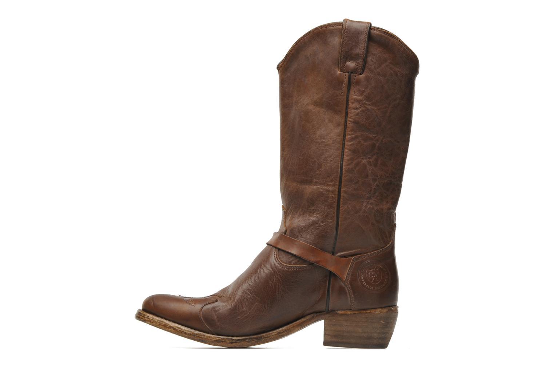 Boots en enkellaarsjes Catarina Martins Ornella ST4391 Bruin voorkant
