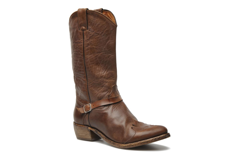 Boots en enkellaarsjes Catarina Martins Ornella ST4391 Bruin detail