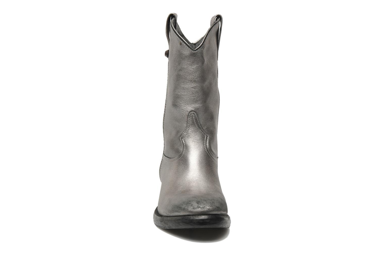 Bottines et boots Catarina Martins Vendit LE2026L Argent vue portées chaussures