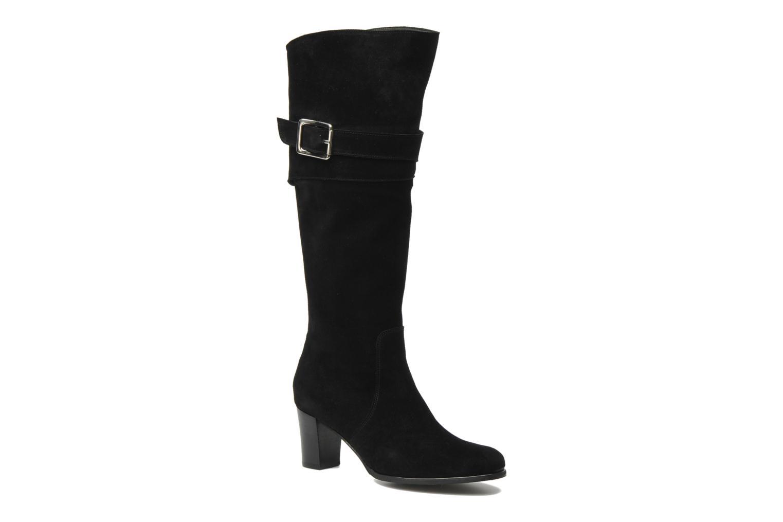 Boots & wellies Georgia Rose Vima Black detailed view/ Pair view