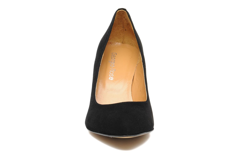 Escarpins Georgia Rose Belina Noir vue portées chaussures
