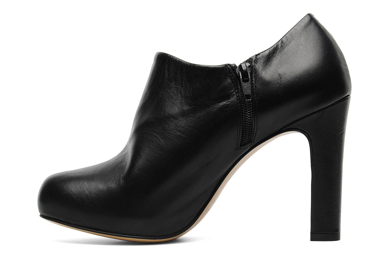 Boots en enkellaarsjes Georgia Rose Bertha Zwart voorkant