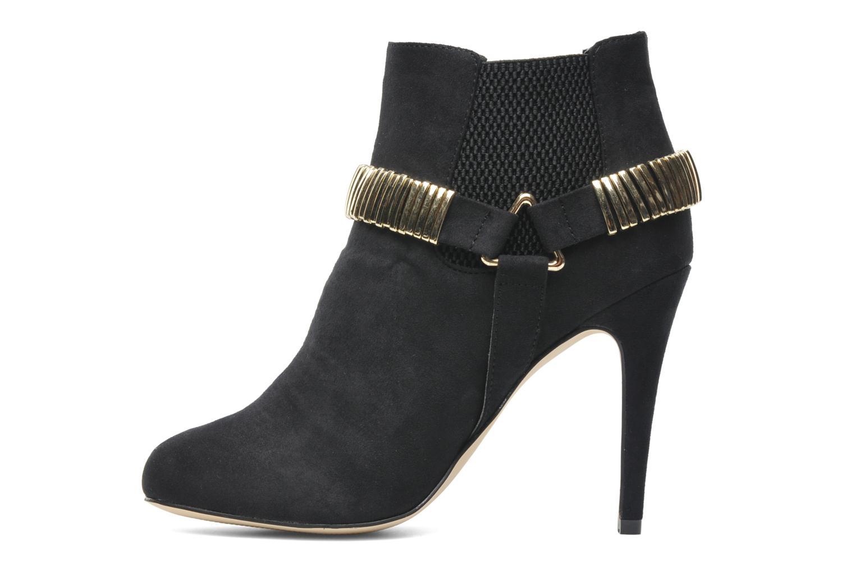 Bottines et boots La Strada BMtrissa Noir vue face