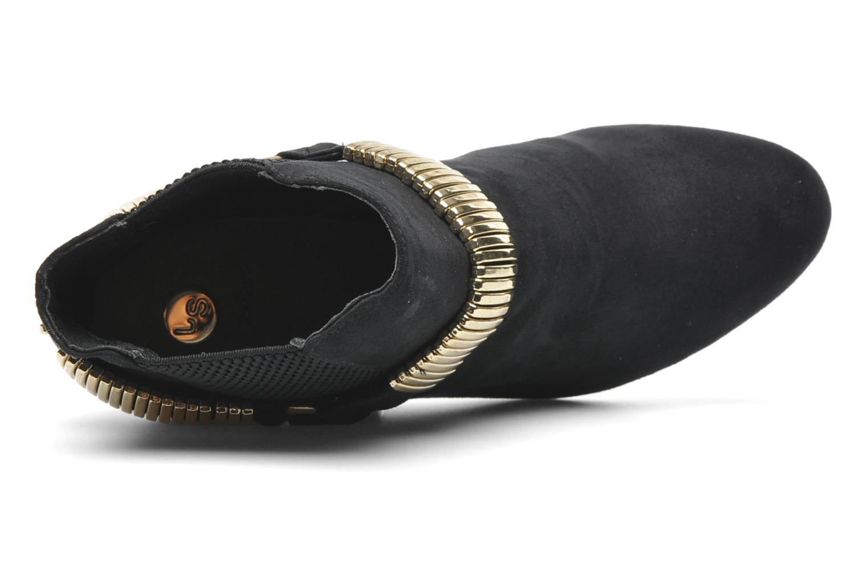 Bottines et boots La Strada BMtrissa Noir vue gauche