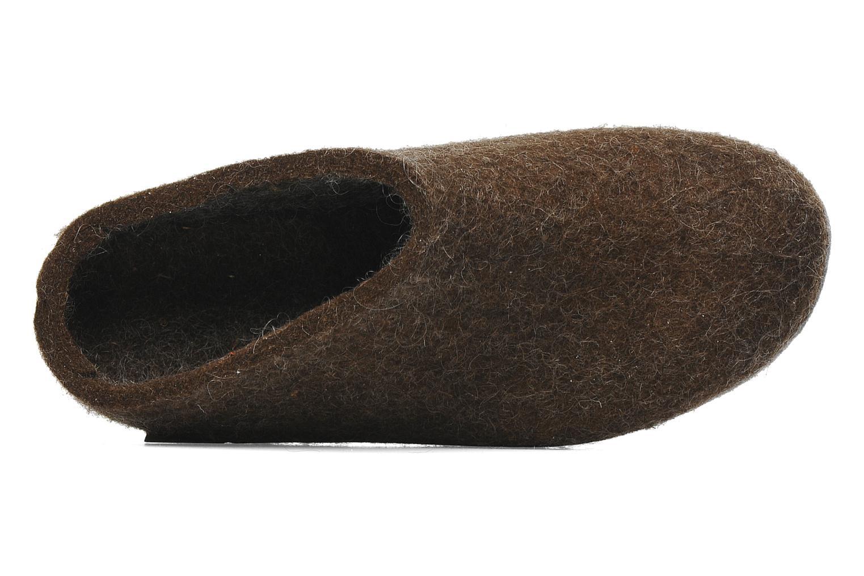 Grandes descuentos W últimos zapatos Glerups Piras W descuentos (Marrón) - Pantuflas Descuento 0c2ed6