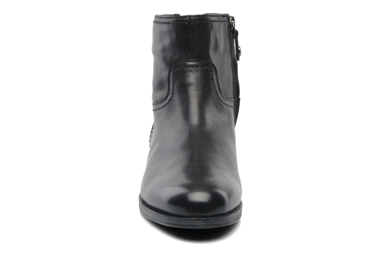 Stiefeletten & Boots Geox D DALYA B D44G4B schwarz schuhe getragen