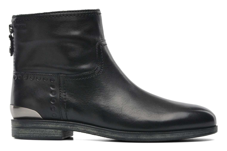 Stiefeletten & Boots Geox D DALYA B D44G4B schwarz ansicht von hinten