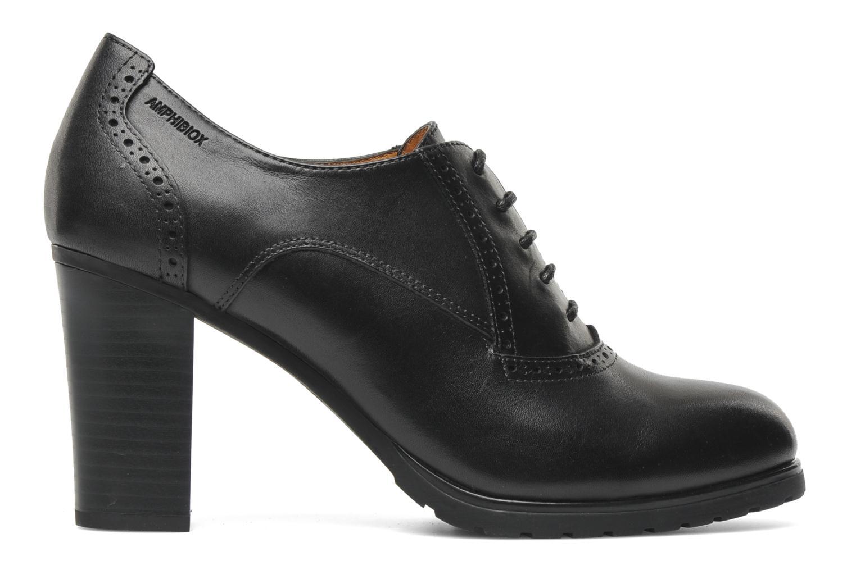 Chaussures à lacets Geox D TRISH ABX Q Noir vue derrière