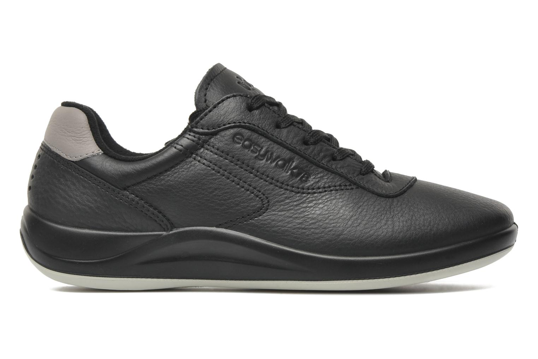 Sneakers TBS Easy Walk Anyway Zwart achterkant