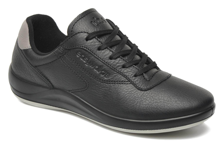 Sneakers TBS Easy Walk Anyway Zwart detail