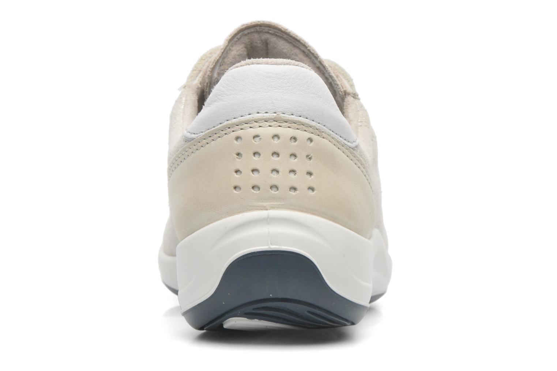 Sneaker TBS Easy Walk Anyway weiß ansicht von rechts