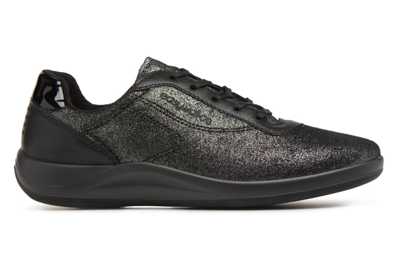 Sneaker TBS Easy Walk Anyway schwarz ansicht von hinten