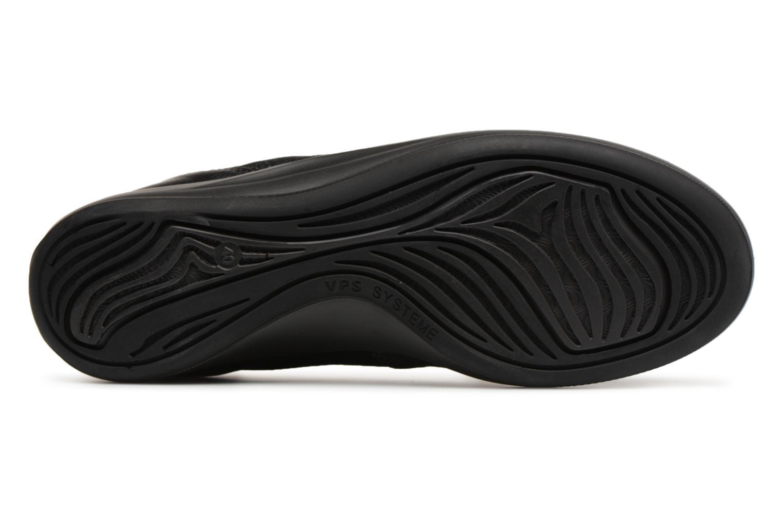 Sneaker TBS Easy Walk Anyway schwarz ansicht von oben