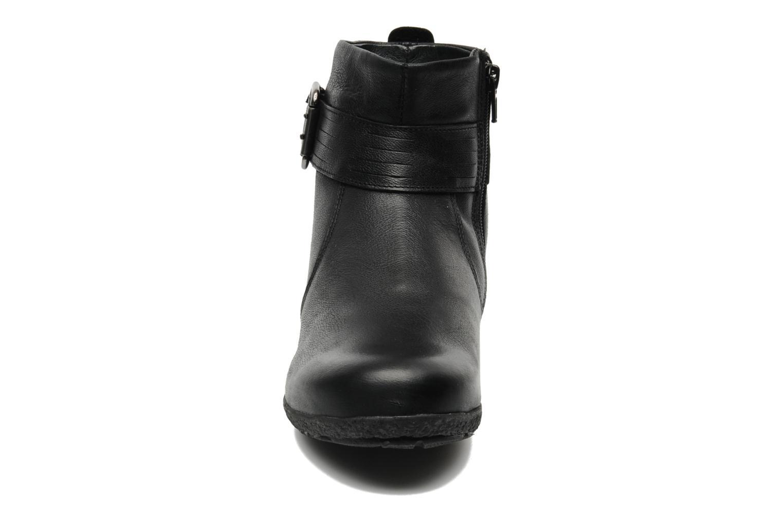 Bottines et boots TBS Kathia Noir vue portées chaussures
