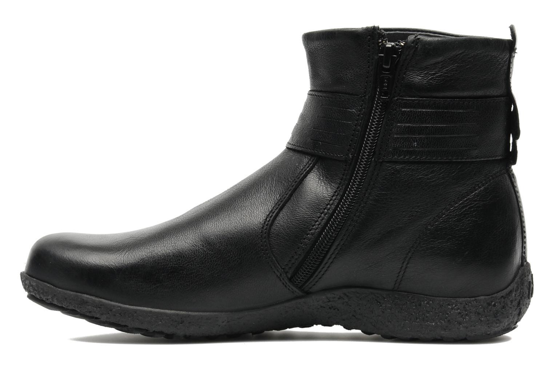 Bottines et boots TBS Kathia Noir vue face