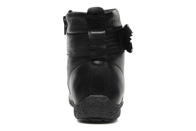 Bottines et boots TBS Kathia Noir vue droite