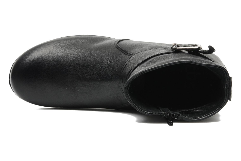 Bottines et boots TBS Kathia Noir vue gauche