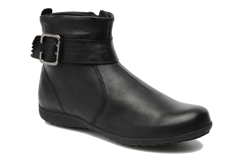 Bottines et boots TBS Kathia Noir vue détail/paire