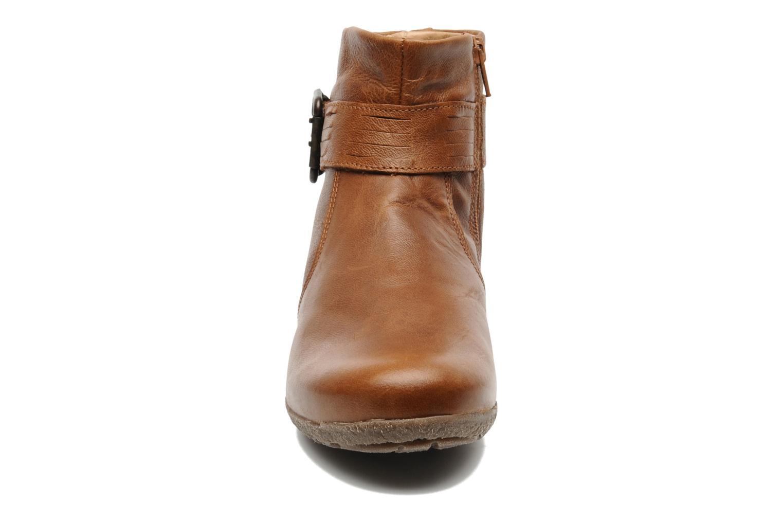 Boots en enkellaarsjes TBS Kathia Bruin model